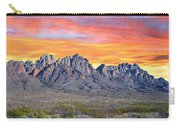 Organ Mountain Sunrise Most Viewed  Carry-all Pouch