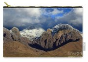 Organ Mountains Rugged Beauty Carry-all Pouch
