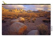 Organ Mountains Sunset Carry-all Pouch