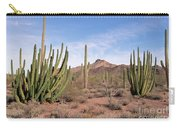 Organ Pipe Cactus Natl Monument Carry-all Pouch