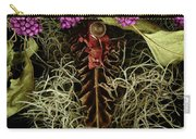 Organic Assemblage Carry-all Pouch