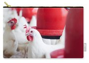 Organic Chicken Coop  Carry-all Pouch