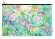 Organic Colors By Jan Marvin Carry-all Pouch