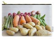 Organic Garden Vegetables Carry-all Pouch