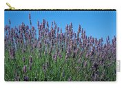 Organic Lavender Carry-all Pouch