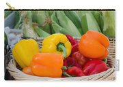 Organic Sweet Bell Peppers Carry-all Pouch