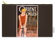 Orient Cycles 1890 Carry-all Pouch