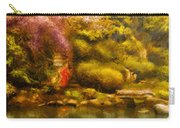 Orient - The Japanese Garden Carry-all Pouch