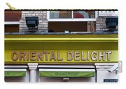Oriental Delight Carry-all Pouch