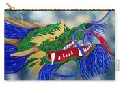 Oriental Dragon Carry-all Pouch