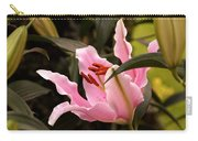 Oriental Lily Beauty Carry-all Pouch