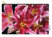 Oriental Lily Carry-all Pouch