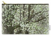 Oriental Pear Tree Carry-all Pouch