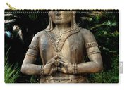 Oriental Statue Carry-all Pouch