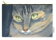 Original Cat Painting Carry-all Pouch