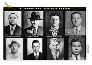 Original Gangsters - Public Enemies Carry-all Pouch