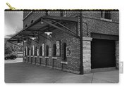 Oriole Park Box Office Bw Carry-all Pouch