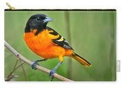 Oriole Perched Carry-all Pouch