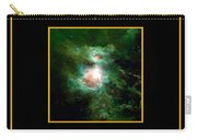 Orion Nebula All Powers Of The Lord  Bless The Lord Praise And Exalt Him Above All Forever  Carry-all Pouch