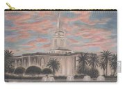 Orlando Florida Lds Temple Carry-all Pouch
