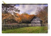 Orlean Puckett's Cabin Carry-all Pouch by Benanne Stiens