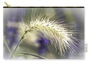 Ornamental Sweet Grass Carry-all Pouch