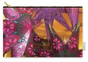 Ornamented Stars Carry-all Pouch