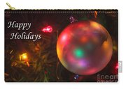 Ornaments-1942-happyholidays Carry-all Pouch