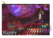 Ornaments-2054-happyholidays Carry-all Pouch