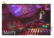 Ornaments-2054-merrychristmas Carry-all Pouch