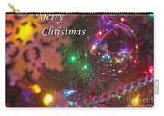 Ornaments-2090-merrychristmas Carry-all Pouch