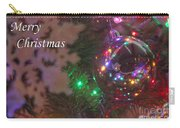Ornaments-2096-merrychristmas Carry-all Pouch