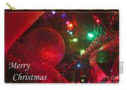 Ornaments-2107-merrychristmas Carry-all Pouch