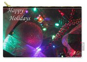 Ornaments-2130-happyholidays Carry-all Pouch