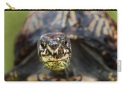 Box Turtle Close-up Carry-all Pouch