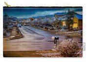 Oro Valley Winter No.54 Carry-all Pouch