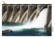 Oroville Dam Unleashed Carry-all Pouch