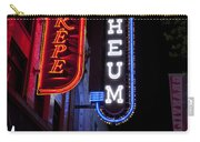 Orpheum And Cafe Crepe Carry-all Pouch