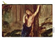 Orpheus At The Tomb Of Eurydice Carry-all Pouch