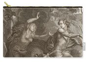Orpheus, Leading Eurydice Out Of Hell Carry-all Pouch