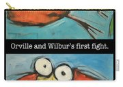 Orville And Wilburs First Flight Carry-all Pouch