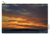 Oslo Fjord At Sunset Carry-all Pouch