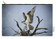 Osprey Building A New Nest Carry-all Pouch