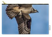 Osprey Flying Away Carry-all Pouch