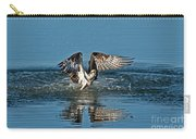 Osprey Getting Out Of The Water Carry-all Pouch