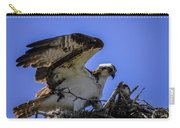 Osprey In The Nest Carry-all Pouch