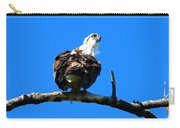 Osprey On A Branch Carry-all Pouch