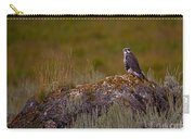 Osprey On A Rock   #7626 Carry-all Pouch