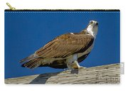 Osprey With Fish In Talons Carry-all Pouch