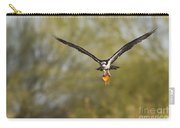 Osprey With Goldfish Carry-all Pouch